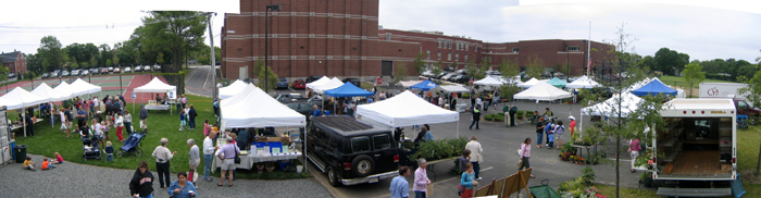 The Marblehead Farmers' Market